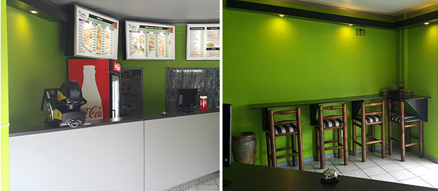 Filos Restaurant and Take Away - Sedgefield - Garden Route