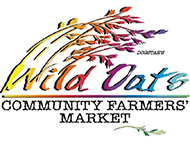 Wild Oats Farmers Market ( every Saturday)